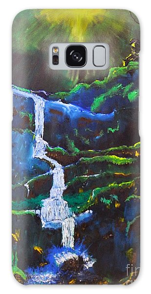 The Waterfall Galaxy Case
