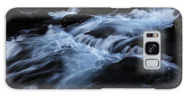The Waters Of Kirkjufell Galaxy Case