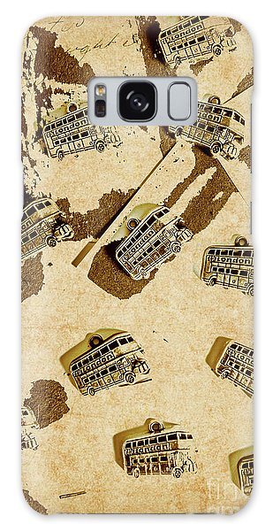 1950s Galaxy Case - The Weathered Downtown by Jorgo Photography - Wall Art Gallery