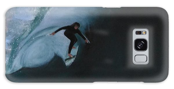 The Wedge - Shoot The Curl Galaxy Case