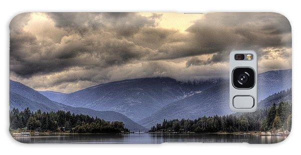 The West Arm Of Kootenai Lake Galaxy Case