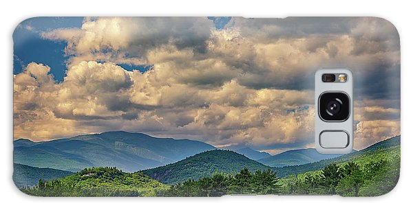 Galaxy Case featuring the photograph The White Mountains by Rick Berk