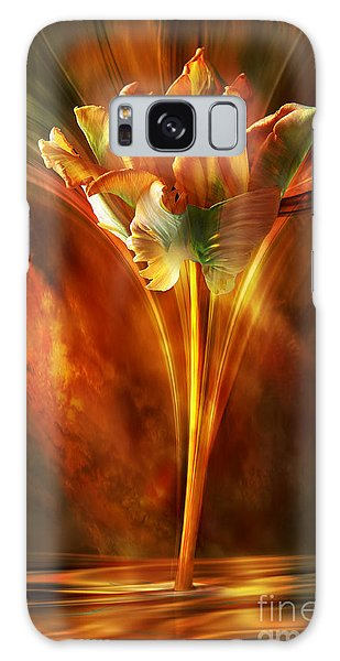 The Wild And Beautiful Galaxy Case by Johnny Hildingsson