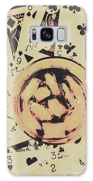 Gamble Galaxy Case - The Wild West Casino  by Jorgo Photography - Wall Art Gallery