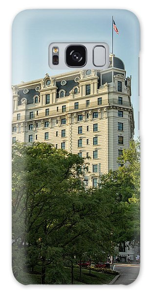 The Willard Hotel Galaxy Case