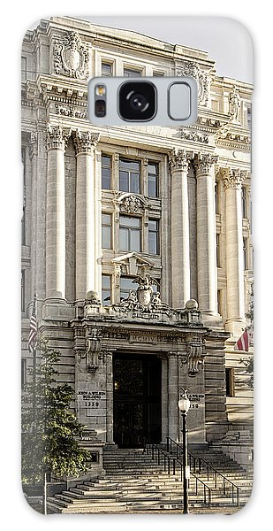 The Wilson Building Galaxy Case by Greg Mimbs