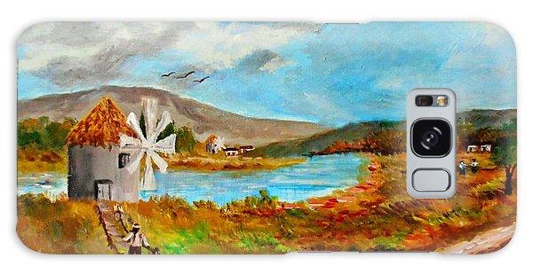 The Windmill Galaxy Case