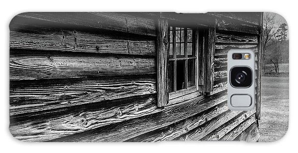 Galaxy Case featuring the photograph The Window by Doug Camara