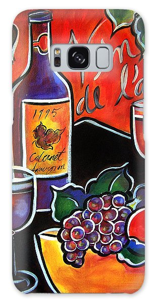 The Wine Of Love Galaxy Case