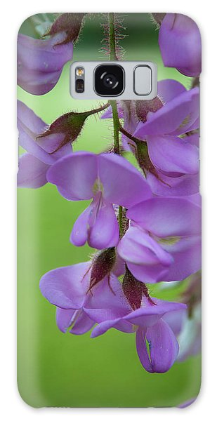 Galaxy Case featuring the photograph The Wisteria by Mark Dodd