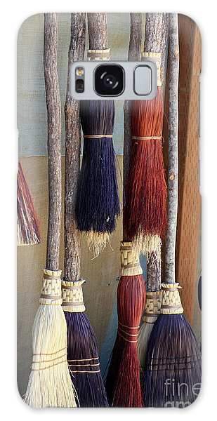 The Witches Brooms Galaxy Case
