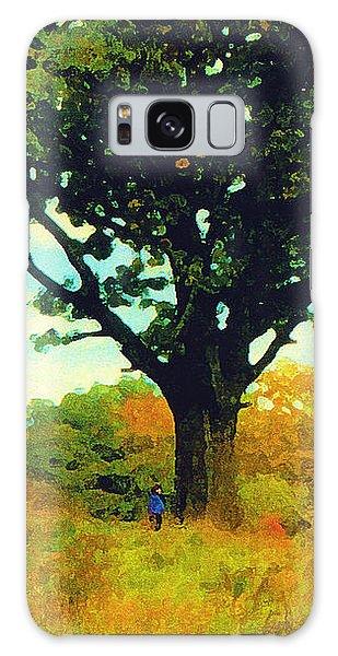 The Witness Tree Galaxy Case