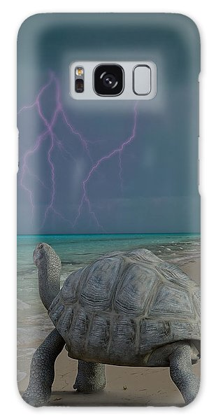 Turtle Galaxy Case - The Wonders Of Mother Nature by Betsy Knapp