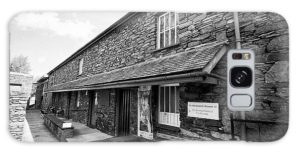 Grasmere Galaxy Case - The Wordsworth Museum In The Hamlet Of Town End Near Grasmere Lake District Cumbria England Uk by Joe Fox