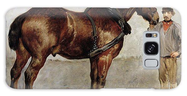 The Work Horse Galaxy Case