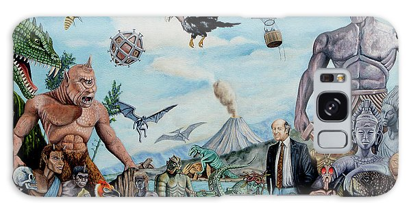 The World Of Ray Harryhausen Galaxy Case