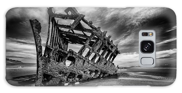 Peter Iredale Galaxy Case - The Wreck Of The Peter Iredale by Rick Berk
