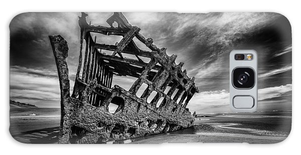 The Wreck Of The Peter Iredale Galaxy Case