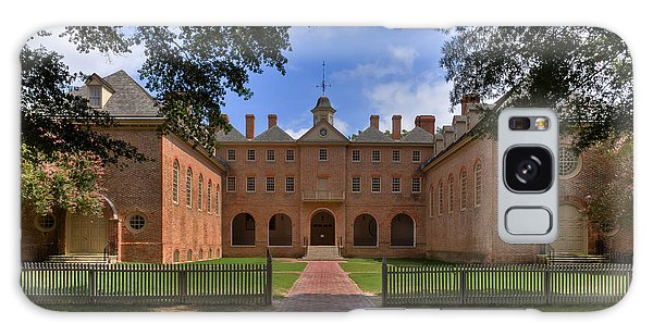 The Wren Building At William And Mary Galaxy Case
