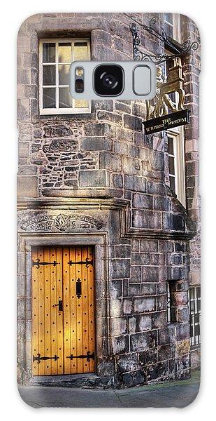 The Writers Museum Edinburgh Scotland  Galaxy Case