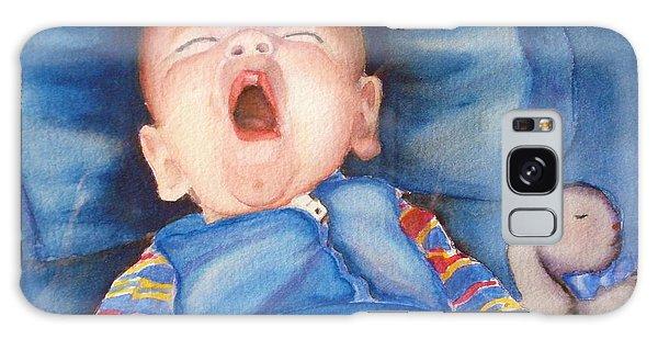 The Yawn Galaxy Case by Marilyn Jacobson