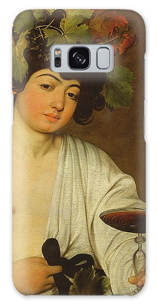 Bar Galaxy Case - The Young Bacchus by Caravaggio