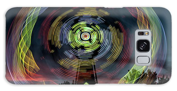 The Zipper Motion Art By Kaylyn Franks Galaxy Case