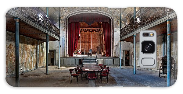 Theatre Scene - Urban Decay Galaxy Case by Dirk Ercken