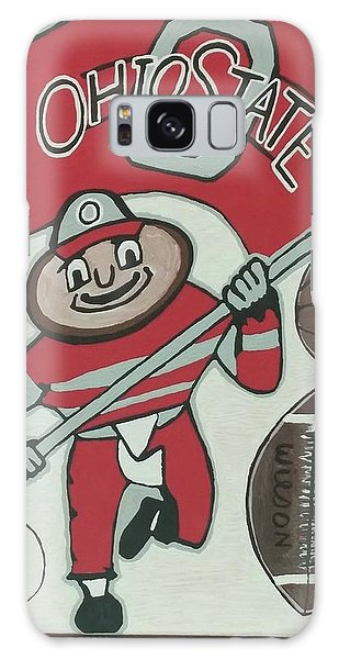 Thee Ohio State Buckeyes Galaxy Case