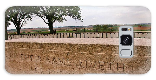 Their Name Liveth For Evermore Galaxy Case