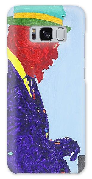 Hard Bop Galaxy Case - Thelonious Monk by Stormm Bradshaw