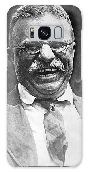 Theodore Roosevelt Laughing Galaxy Case