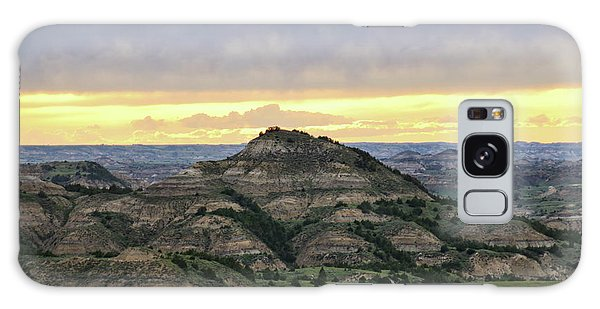 Theodore Roosevelt National Park, Nd Galaxy Case