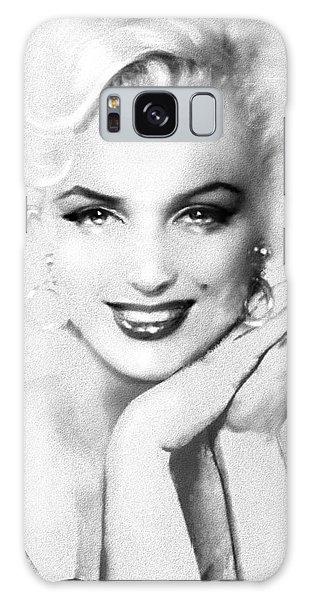 Theo's Marilyn 133 Bw Galaxy Case