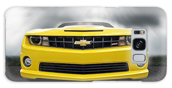 There's A Storm Coming - Camaro Ss Galaxy Case