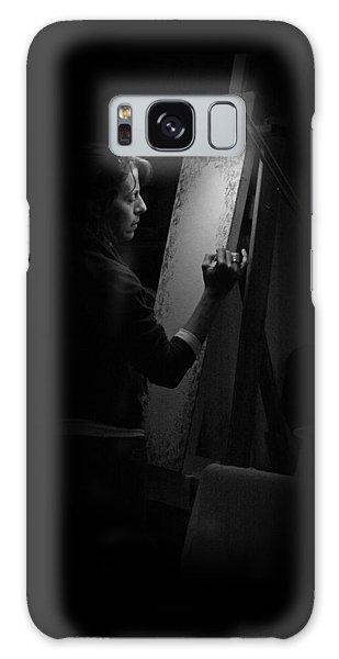 Theresa Marie Johnson, Painter Galaxy Case