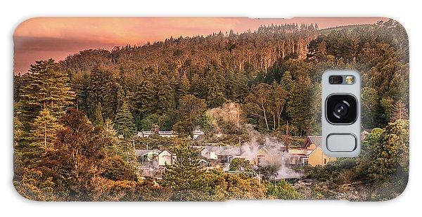 Thermal Village Rotorua Galaxy Case