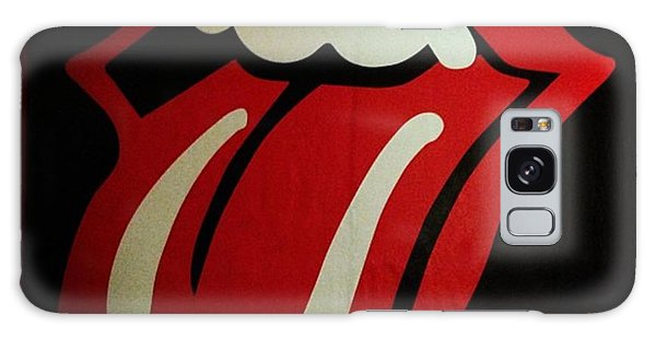 The Rolling Stones Galaxy Case by Stew Lamb