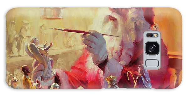 Santa Claus Galaxy Case - These Gifts Are Better Than Toys by Steve Henderson