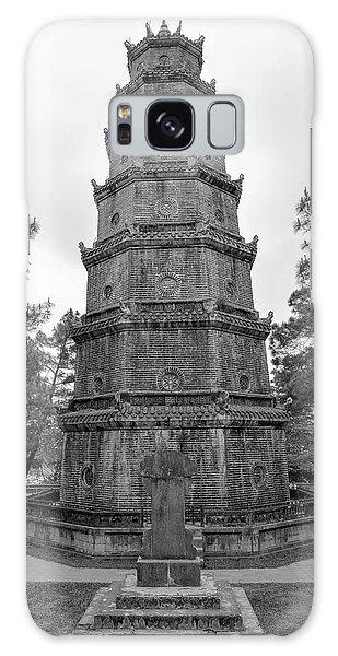 Thien Mu Pagoda Galaxy Case
