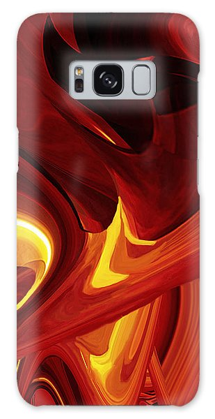 Thin Transparent Timeless Space Galaxy Case