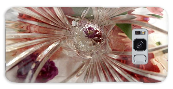 Think Outside The Vase #8801_0 Galaxy Case by Barbara Tristan