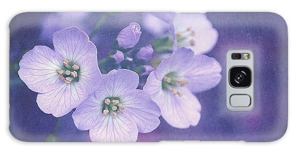This Enchanted Evening Galaxy Case by Lyn Randle