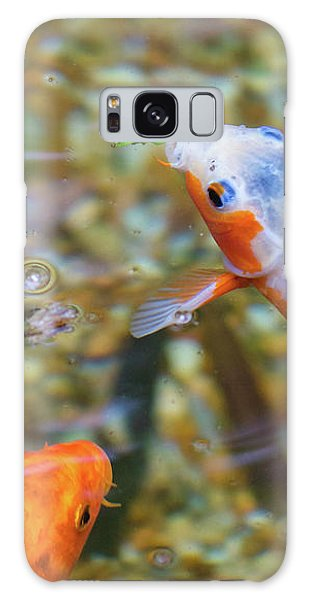 This Is Mine Fish Galaxy Case