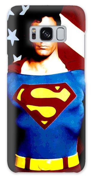 This Is Superman Galaxy Case by Saad Hasnain