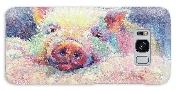 This Little Piggy Galaxy Case