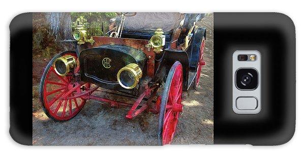 This Old Car Galaxy Case by Thom Zehrfeld