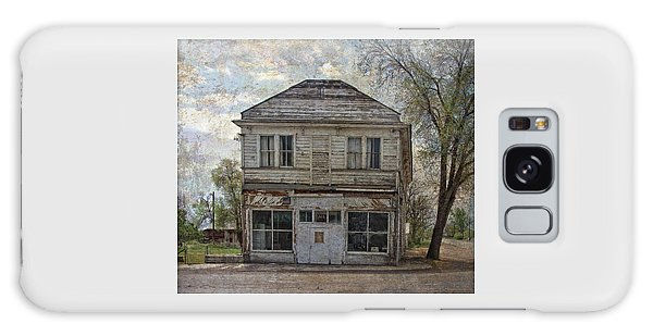 Galaxy Case featuring the photograph This Old Store by Thom Zehrfeld