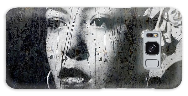Rhythm And Blues Galaxy Case - This Ole Devil Called Love  by Paul Lovering