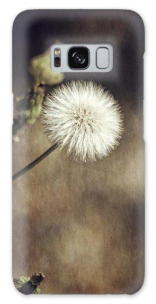 Thistle Galaxy Case by Carolyn Marshall